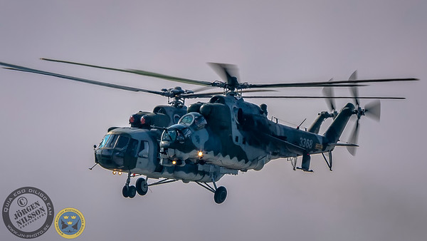 Mi-24 Hind and Mi-171
