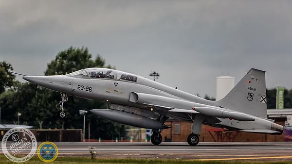Northrop (CASA) SF-5B(M) Freedom Fighter