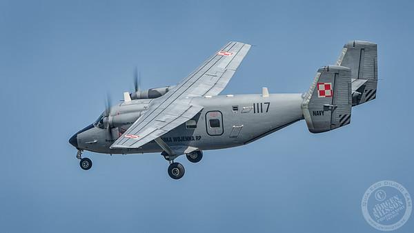 PZL-Mielec M-28B1TD Bryza 1TD