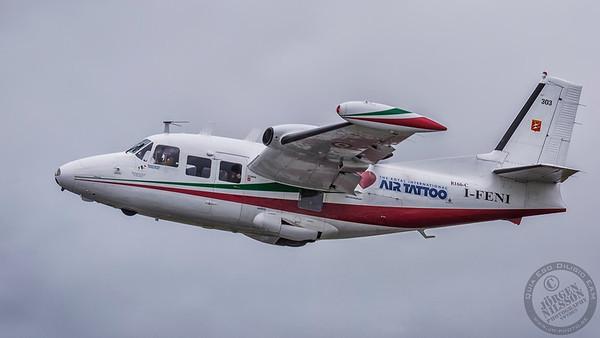 Piaggio P-166C