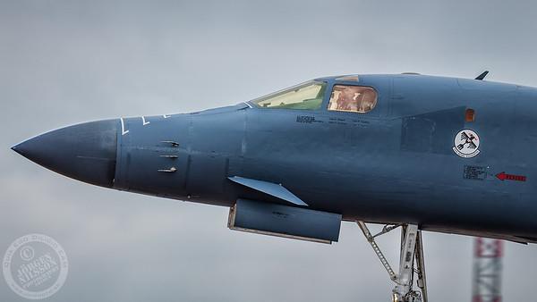 USAF B1-B Lancer