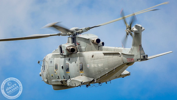 "Royal Navy AW101 (EH101) ""Merlin"""