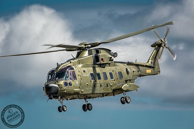 "Danish Agusta Westland ""Merlin"""