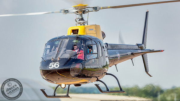 Eurocopter AS350BB