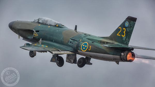 SAAB J 32B Lansen