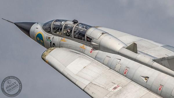 SAAB Sk35C Draken