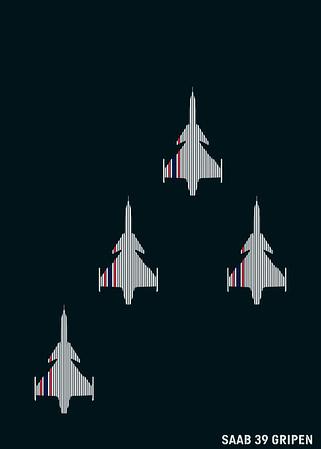 SAAB 39 Gripen - Thailand