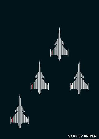 SAAB 39 Gripen - Hungary