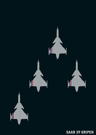 SAAB 39 Gripen - Czech Republic