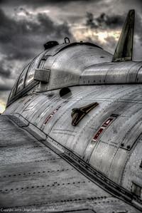 SAAB SK35C Draken #35810