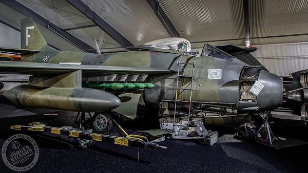 SAAB J 29B Tunnan