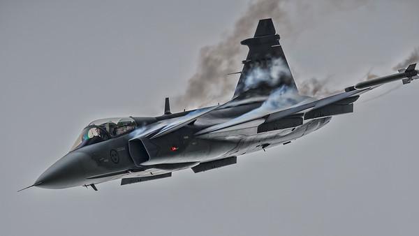 Saab JAS 39C Gripen, Sweden