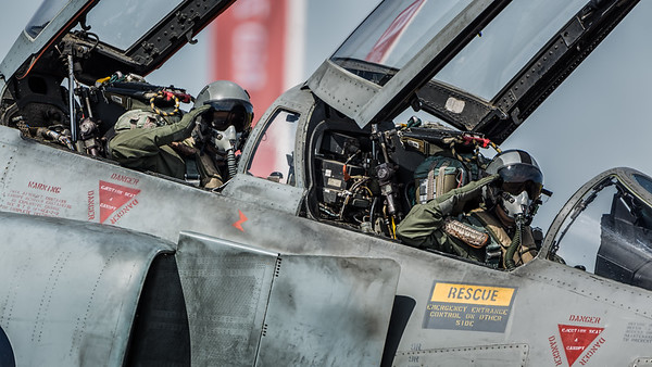 F-4E AUP Phantom II