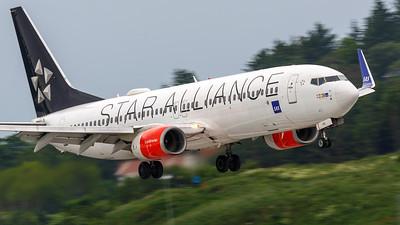 Boeing - 737-800 Scandinavian Airlines (SAS)