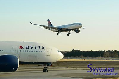 Delta's Japan Rush