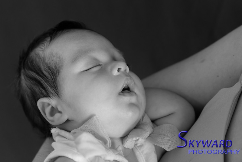 Scarlett Pucci, 7 Weeks, 10th December 2016