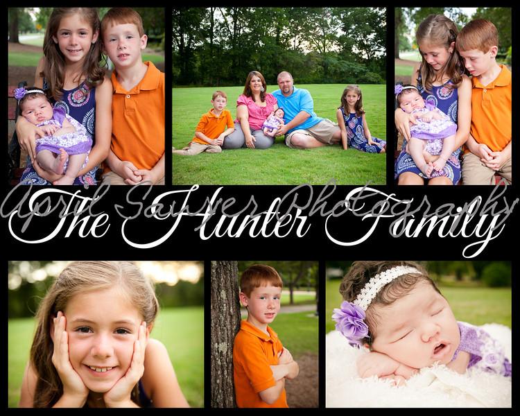 hunter familiy