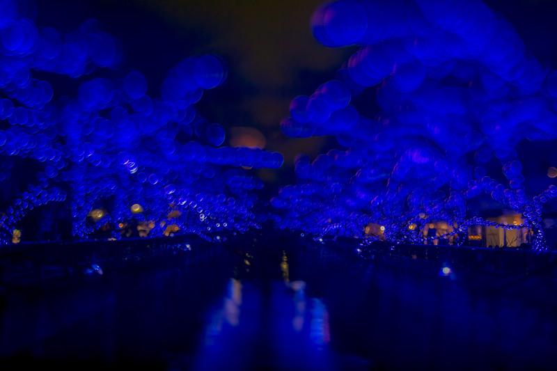 cadaverous cave - 青の洞穴