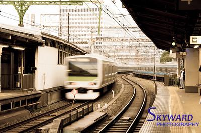 Tokyo Commuting