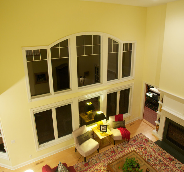 Family Room Panoramic