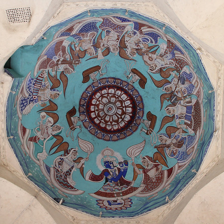 Inside the City Palace, Udaipur - IN008