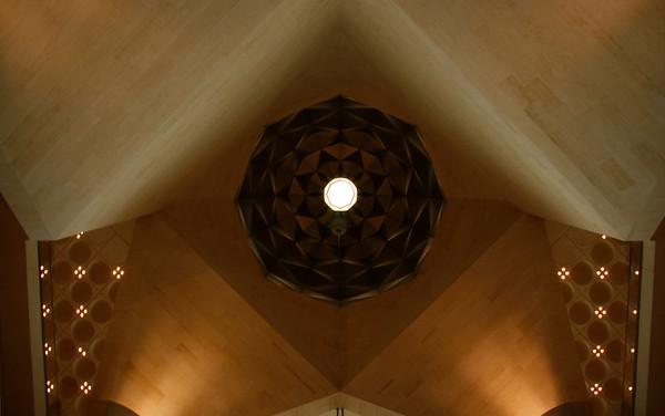 Inside the Islamic Art Museum, Doha, Qatar - QA002