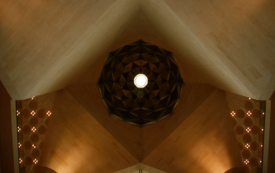 Inside the Islamic Art Museum, Doha, Qatar - QA002