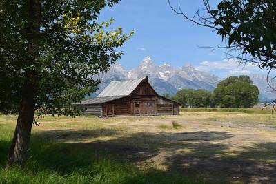 Mormon Row Barn | Grand Teton NP