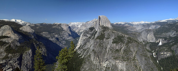 Glacier Point Vista | Yosemite National Park