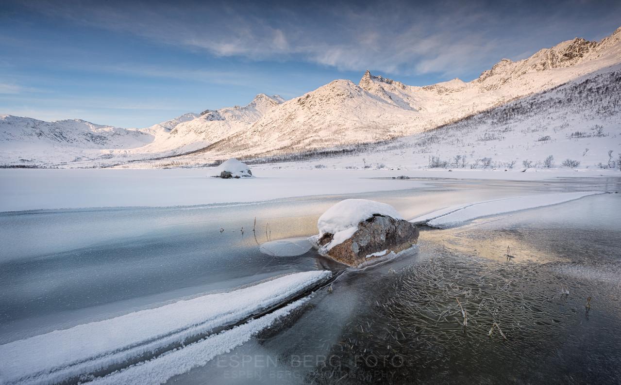 Kattfjordvatnet 2