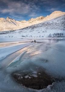 Kattfjordvatnet 3