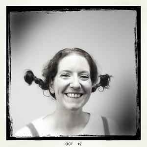Mary Jo as Pippi Longstocking