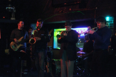 Sidewinder at the Shipwreck Tavern