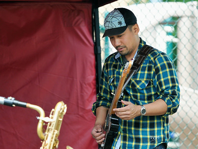 Sidewinder at the Arts Ave Series