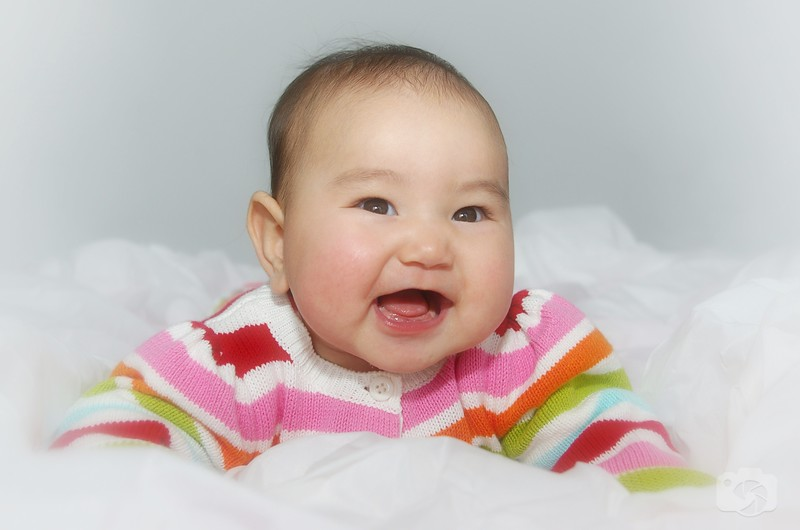 January 22, 2013 - Six Months Old