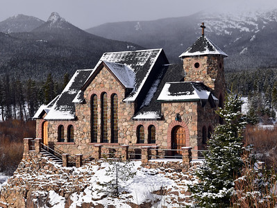 Chapel on the Rock | Allenspark, CO