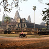 In the grounds of Angkor Wat, Cambodia