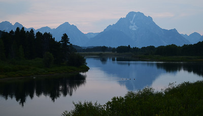 Oxbow Bend | Grand Teton National Park