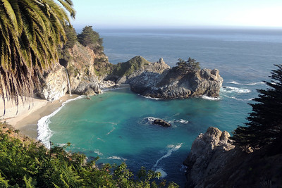 McWay Cove | Julia Pfeiffer Burns State Park