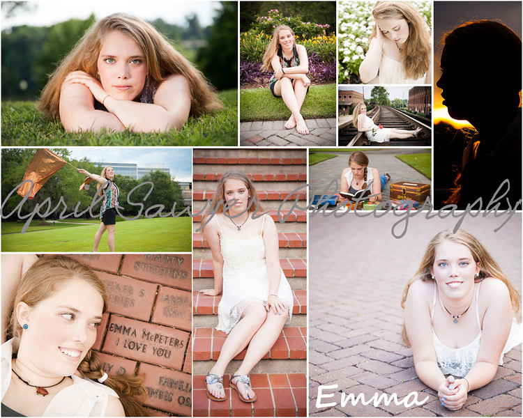 emma collage