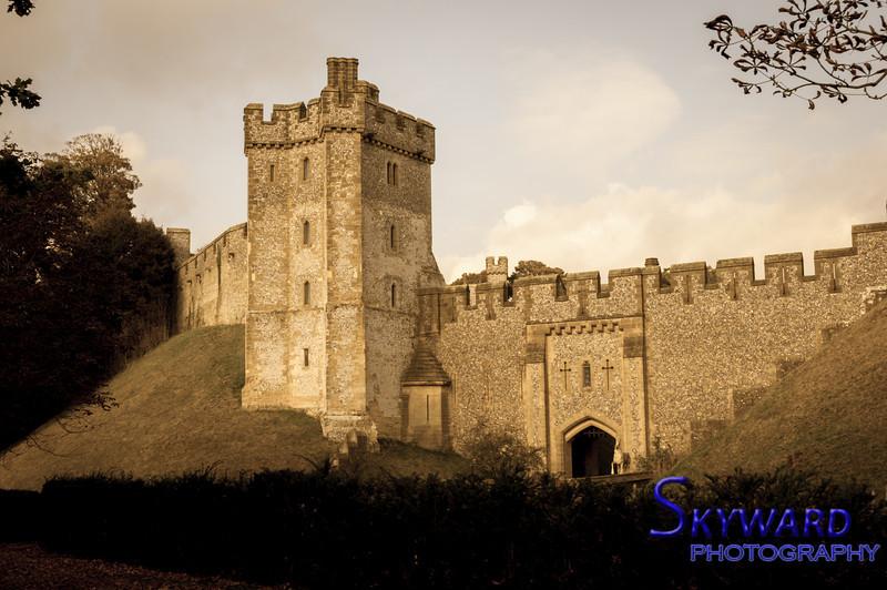 Arundel Castle, Arundel, Sussex, UK