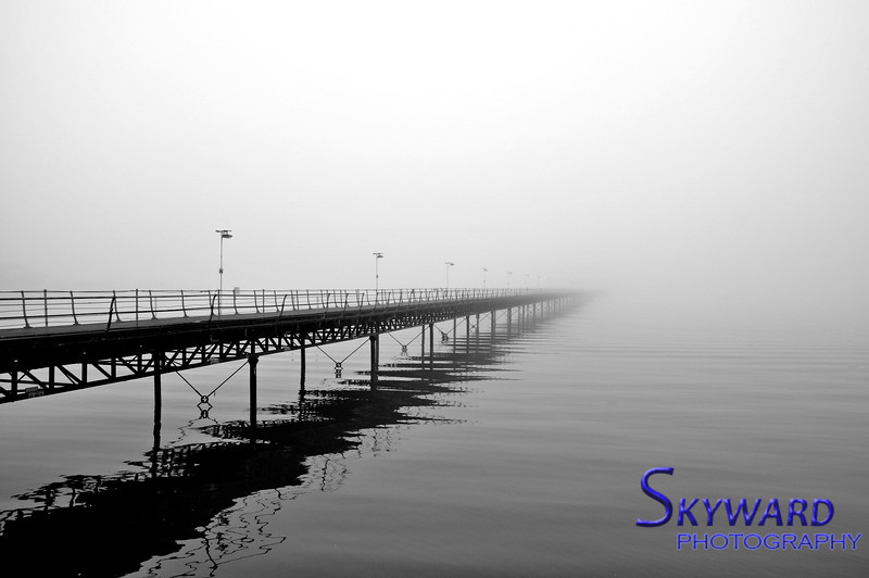 'Foggy Waters'