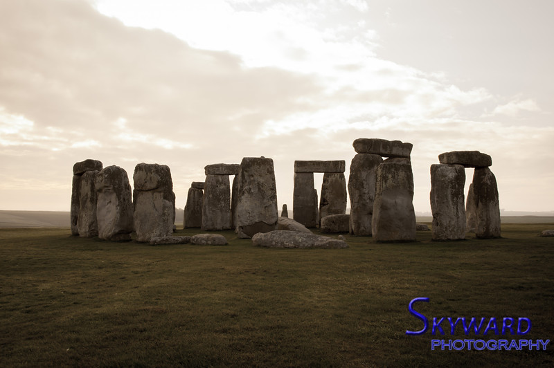 Stonehenge, Salisbury Plain, UK