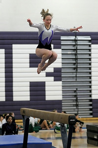 9 Dec 2010: Gymnastics, Garfield High School