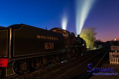 Night Steam!