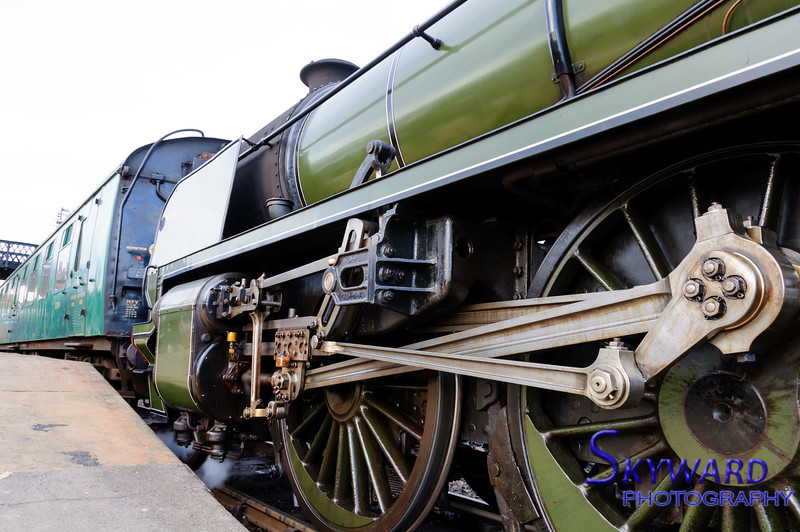 U Class No 1638 at Sheffield Park. Bluebell Railway