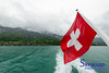 Sailing on Lake Brienz