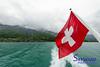 Sailing on Lake Brienz