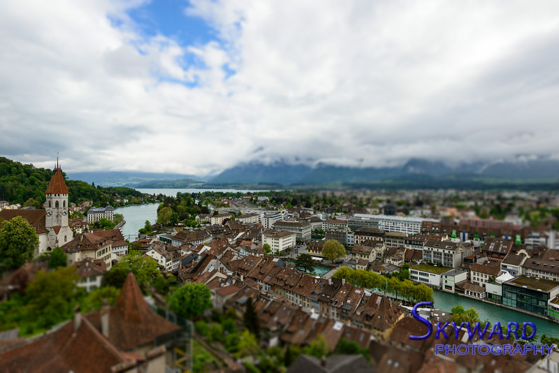 Tilt-Shift Thun