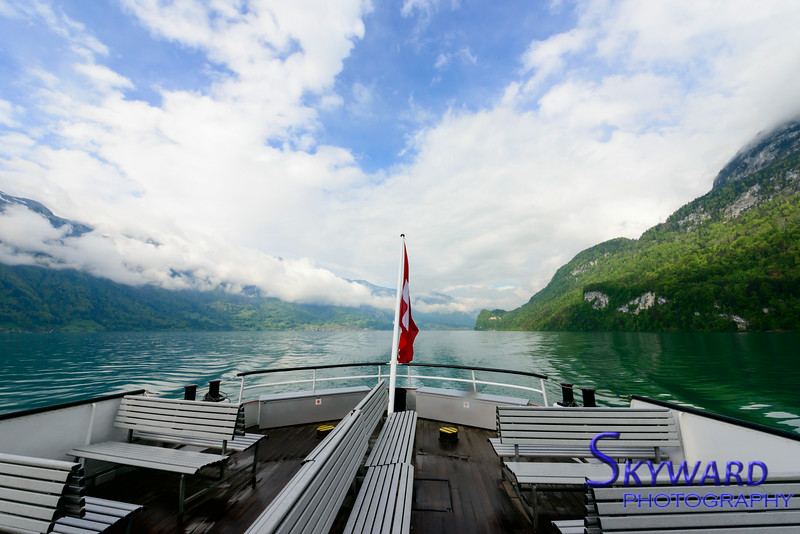 Beauty of Lake Brienz